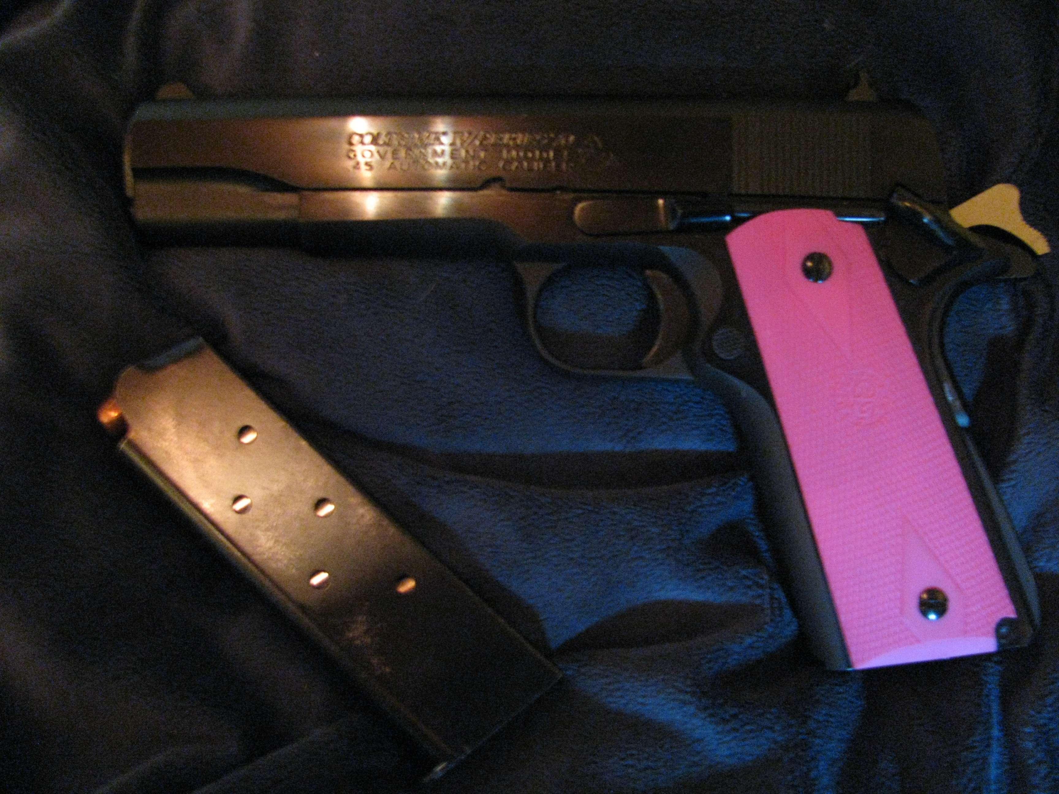 Design your ideal range & home defense pistol. - General Handgun Discussion