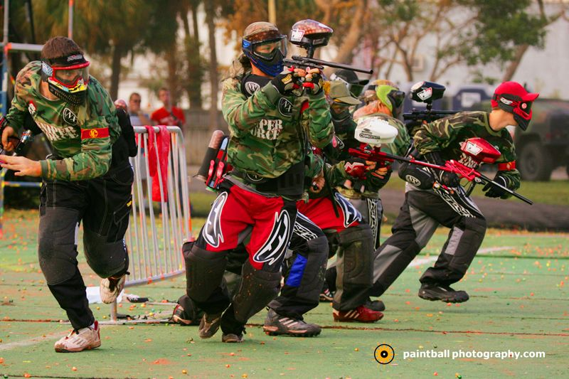Paintball Photography Miami NPPL -- Sports in photography-on-the ...