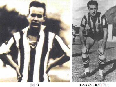 Nilo e Carvalho Leite