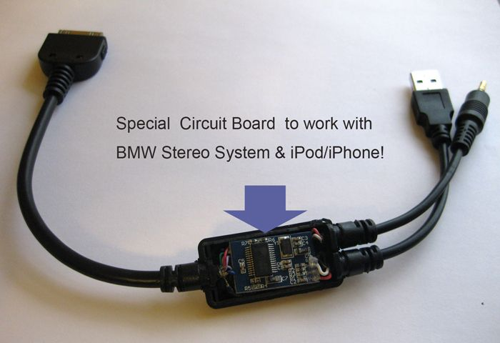 ipod interface for bmw user manual