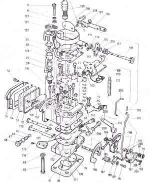Nissan 1989 carburetor manual